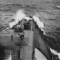 4th View from bridge of Fletcher-class destroyer underway.png