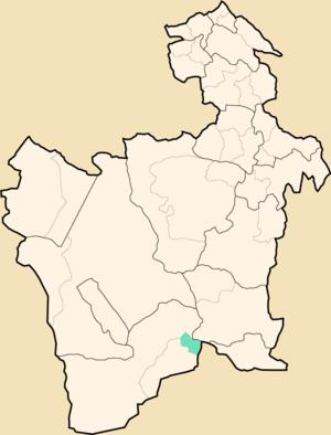 Mojinete Municipality