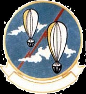 59th Weather Reconnaissance Squadron - Image: 59th Weather Reconnaissance Squadron AWS Emblem 2