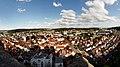 6. Juli 2020. Blick vom Schloss Hellenstein auf Heidenheim. 03.jpg