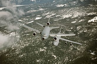 60th Operations Group - KC-10 refueling a C-5 Galaxy