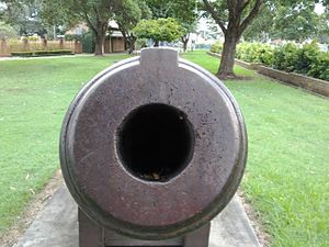 64 pounder gun muzzle May's Hill.jpg