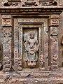 704 CE Svarga Brahma Temple, Alampur Navabrahma, Telangana India - 26.jpg