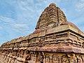 7th century Sangameshwara Temple, Alampur, Telangana India - 66.jpg