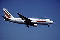 99al - Air Europa Boeing 767-204ER; EC-GOJ@ZRH;02.07.2000 (5056674991).jpg