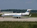 9K-AJD Gulfstream G-V G550 GLF5 - Government Kuwait (18512745749).jpg