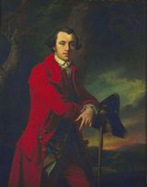 William (horse) - The Duke of Hamilton, who bred and owned William