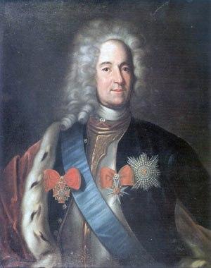 Alexander Danilovich Menshikov - Image: A. Menshikov (Kuskovo)