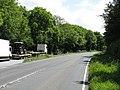 A417 Lay-by, Cowarne Woods - geograph.org.uk - 1355954.jpg
