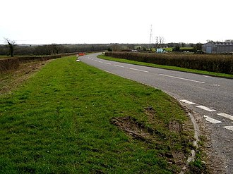 A4226 road - Image: A4226 geograph.org.uk 362118