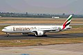 A6-EBG B777-36NER Emirates (World Cup 2006 logo) DUS 28JUL06 (6766055397).jpg