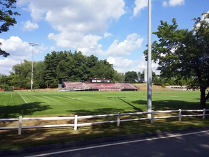 Anna Maria College - Image: AMCAT Field at Anna Maria College