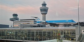 AMS, Amsterdam Airport Schiphol, Luchthaven Schiphol, Flughafen Amsterdam Schiphol - panoramio (14).jpg