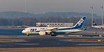 ANA Boeing 787-8 Dreamliner JA814A MUC 2015 01.jpg