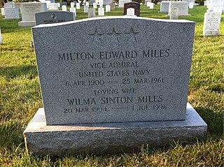 Milton E. Miles