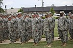 ARNG and USAR Soldiers don historic 'Old Abe' patch 150616-A-CF357-071.jpg