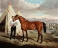 A F de Prades 1854 Sir Briggs, horse of Lord Tredegar.png