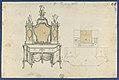 A Lady's Dressing Table, from Chippendale Drawings, Vol. II MET DP118214.jpg