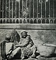 A Pavement Stall Outside the Esbekiya Gardens. (1911) - TIMEA.jpg