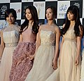 A Pink at 2014 Seoul Music Awards, 23 January 2014 04.JPG