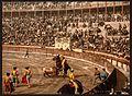 A bull fight, Barcelona, Spain-LCCN2001699359.jpg