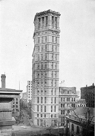 St. Paul Building - St. Paul Building (1897)