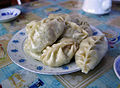 A plate of steaming momo, Xiahe.jpg