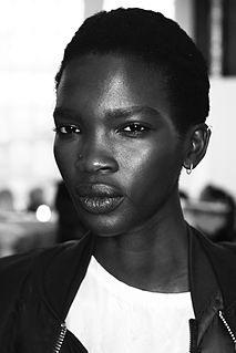 Aamito Lagum Ugandan model (born 1992)