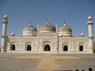 Bahawalpur - Abbasi Mosque, Bahawalpur