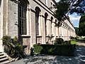 Abbaye de Saint-Riquier, façade côté parc 02.jpg