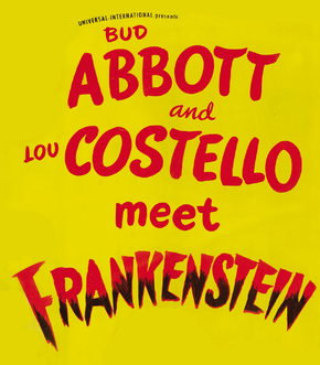 Description de l'image  Abbott and Costello Meet Frankenstein Logo.png.