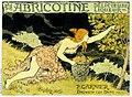 Abricotine, poster by Eugene Grasset, circa 1905.jpg