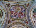 Absam Basilika St. Michael Innen Gewölbe 3.jpg