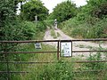 Access to Nature Reserve - geograph.org.uk - 1365948.jpg