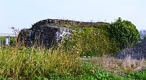 Achery, Aisne - Old Blockhouse from the Hindenburg line