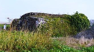 Achery, Aisne - Old Blockhouse from the Hindenburg line