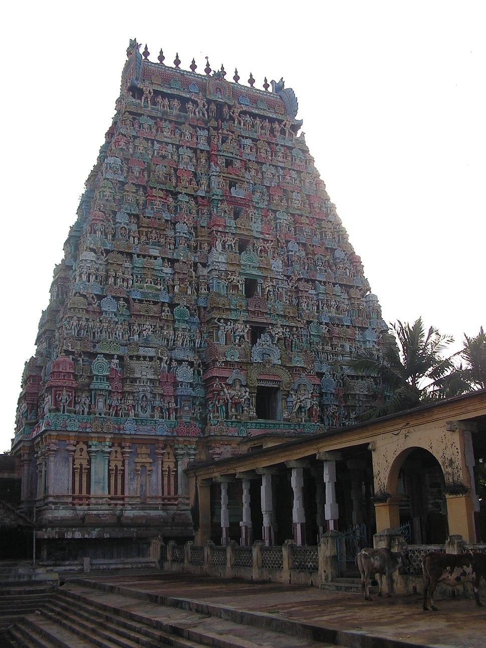 AdhiKumbheshwararTemple