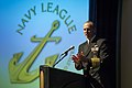 Adm. Jonathan Greenert delivers remarks at the annual Hampton Roads Navy League Dinner. (16239850568).jpg
