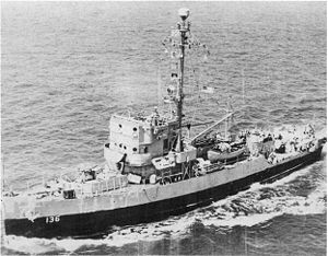 USS Admirable (AM-136)