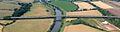 Aerial view of M50 Motorway Viaduct - geograph org uk - 300101.jpg