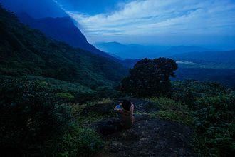 Agastya Mala - Agasthyakoodam Trek Route