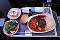 Air Canada Premium Economy Meal Dinner 20170805.jpg