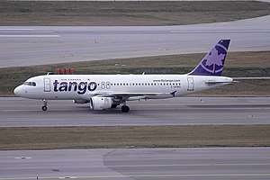 Air Canada Tango - Airbus A320