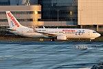 Air Europa, EC-ISN, Boeing 737-86Q (28380416711) (2).jpg