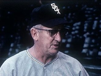 Chicago White Sox - Al López, manager of the Go-Go White Sox