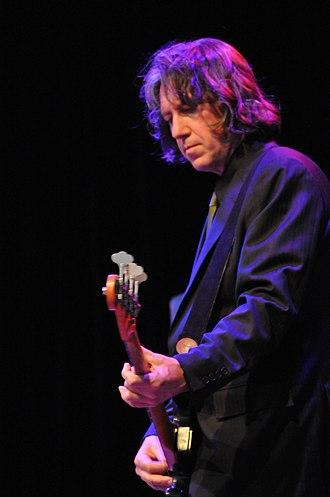 Cowboy Junkies - Image: Alan Anton at Cowboy Junkies concert, Guelph 2008 (2736578368)