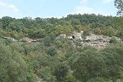 Albotin-monastery-view