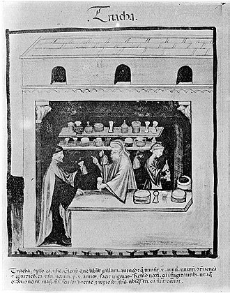 Al-Zahrawi - Image: Albucasis, Tacuinum Sanitatis copy