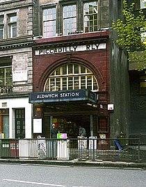 Aldwych tube station when open.jpg
