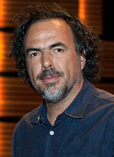 Alejandro González Iñárritu Mexican filmmaker